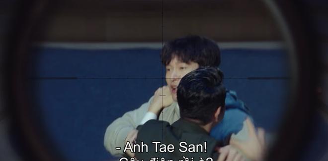 Park Shin Hye mới chạm mặt Jo Seung Woo ở tập 3 Sisyphus đã vội rủ đằng trai đi đu đưa cực ngầu - ảnh 6