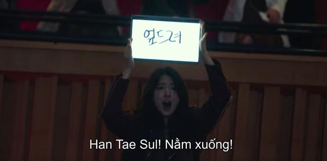 Park Shin Hye mới chạm mặt Jo Seung Woo ở tập 3 Sisyphus đã vội rủ đằng trai đi đu đưa cực ngầu - ảnh 5