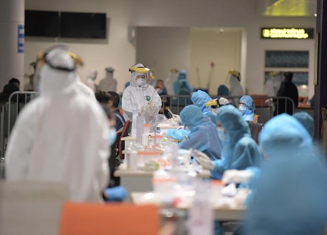 Diễn biến dịch ngày 24/2: Hải Dương có thêm 9 ca nhiễm; Hải Phòng tìm người từng đến 4 địa điểm liên quan bệnh nhân Covid-19 - Ảnh 1.