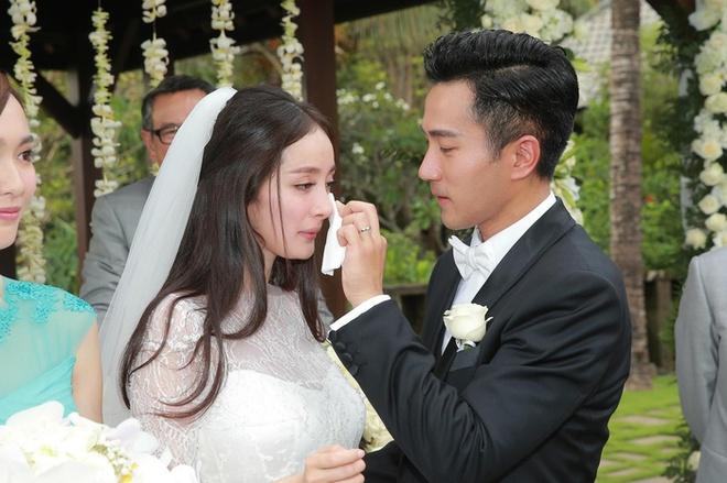 Dương Mịch hối hận, muốn tái hôn vì con gái nhỏ, Lưu Khải Uy có lời phản hồi úp mở - ảnh 1