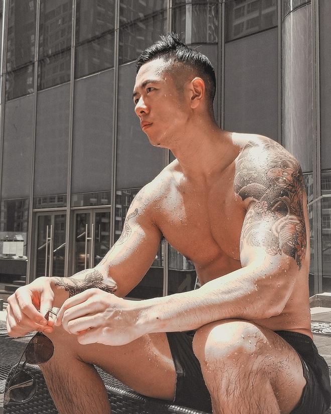 Nghi vấn trai đẹp 6 múi Người Ấy Là Ai đá đểu Matt Liu - bạn trai Hương Giang, netizen cãi nhau tưng bừng - ảnh 9