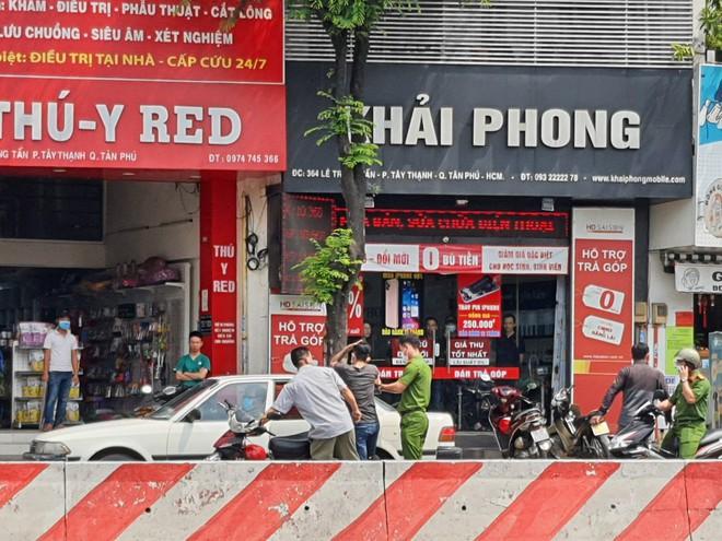 TP.HCM: Áp giải kẻ cướp tông chết người đi đường để thực nghiệm hiện trường - ảnh 1