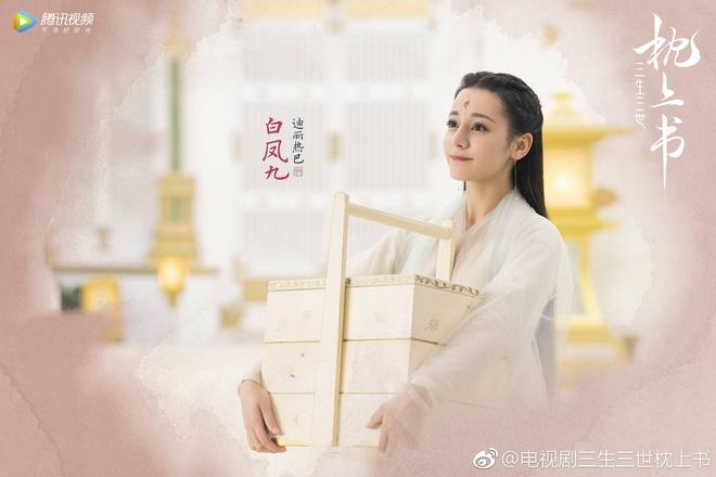 TOP 10 diễn viên hot nhất Weibo 2020: Nhiệt Ba đóng hồ ly cưng thế mà chỉ hạng 2, dàn lưu lượng Tiêu Chiến - Vương Nhất Bác bay màu - ảnh 2