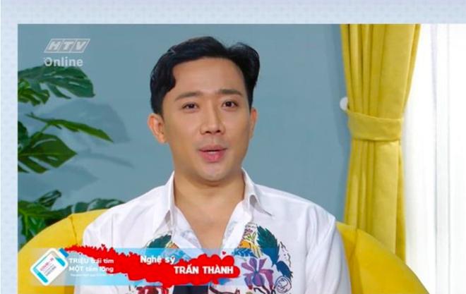 Trấn Thành là nghệ sĩ Việt đầu tiên đóng góp 100 triệu đồng vào quỹ hỗ trợ mua vắc xin Covid-19! - ảnh 1