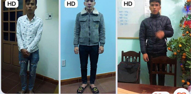 Quảng Bình: Ba thanh niên mang còng số 8 đi bắt người, đánh nạn nhân nhập viện - ảnh 1