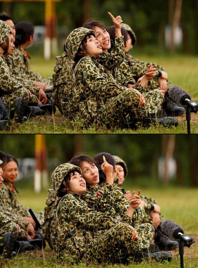 Không phải Mũi trưởng Long, Khánh Vân mới là người được fan gửi gắm che chở cho Hậu Hoàng - ảnh 5