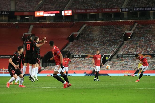MU thoát thua trên sân nhà trước Real Sociedad - ảnh 8