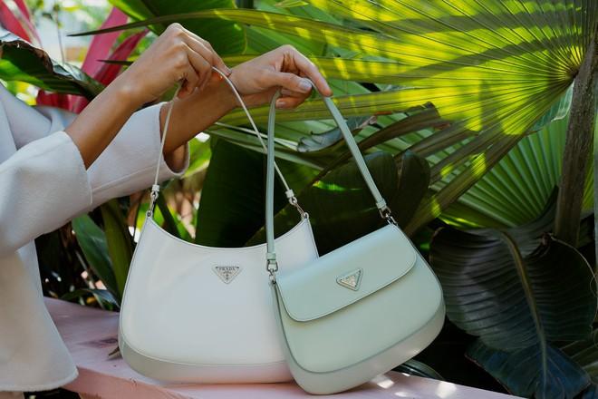 Hậu lời nguyền đại sứ, Prada vẫn hot ầm ầm nhờ chiếc túi lấy lòng mỹ nhân khắp nơi, sao nữ Việt dùng cũng siêu nhiều - ảnh 6