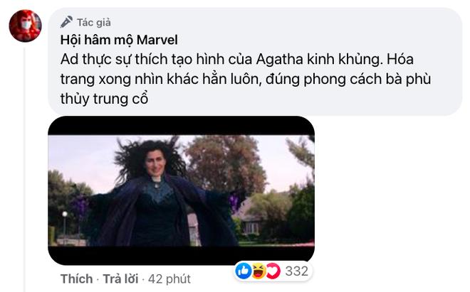 Netizen Việt bùng nổ vì WandaVision tập 8: Cảm động muốn khóc, tình tiết chấn động không thể ngờ! - ảnh 2