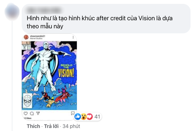 Netizen Việt bùng nổ vì WandaVision tập 8: Cảm động muốn khóc, tình tiết chấn động không thể ngờ! - ảnh 10