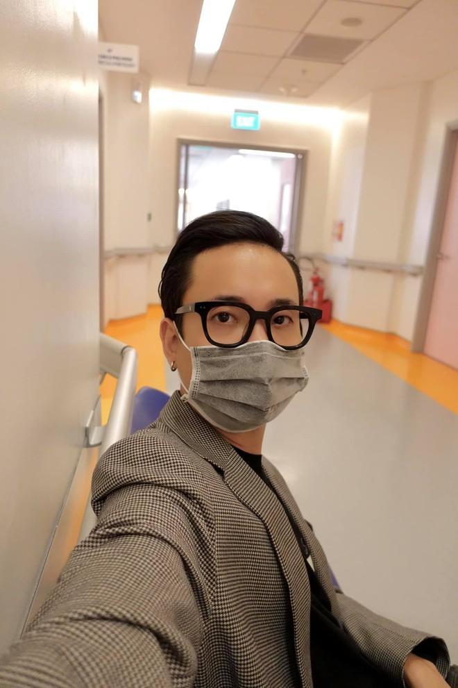 HOT: Justatee thông báo vợ đẻ thành công, netizen ào ào gửi lời chúc mừng - ảnh 3
