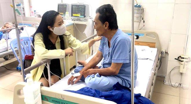 Trịnh Kim Chi đã kêu gọi được 150 triệu giúp NS Thương Tín sau 2 ngày, 1 phần tiền sẽ để làm điều đặc biệt cho con gái nam diễn viên? - ảnh 2