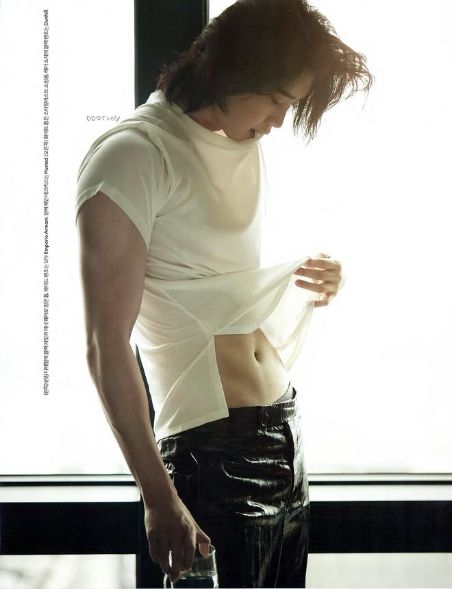 Lee Jong Suk tóc dài lãng tử quá, khoe visual mong manh đến siêu thực làm fangirl bị quật cực mạnh - ảnh 2