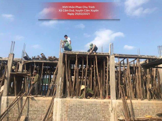 Thuỷ Tiên công bố hình ảnh xây dựng 10 nhà chống lũ cho bà con miền Trung, kinh phí trích từ quỹ từ thiện 177 tỷ đồng - ảnh 5