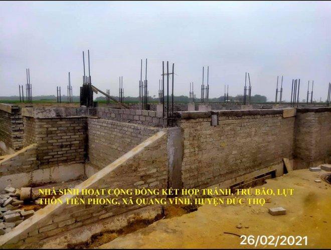 Thuỷ Tiên công bố hình ảnh xây dựng 10 nhà chống lũ cho bà con miền Trung, kinh phí trích từ quỹ từ thiện 177 tỷ đồng - ảnh 6