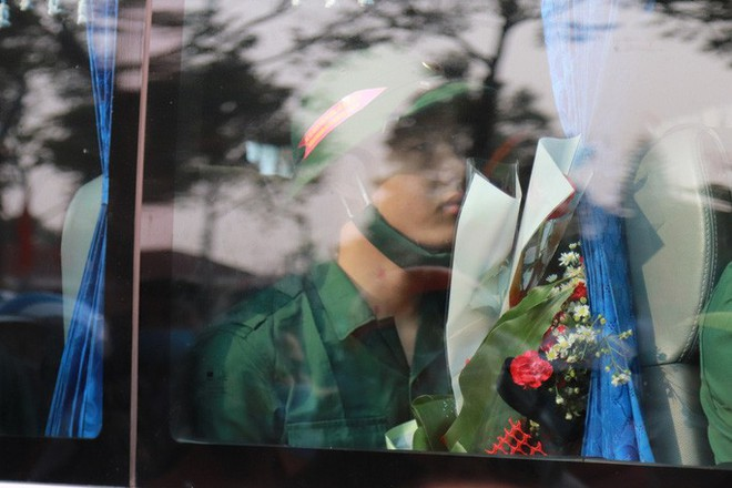 Nữ tân binh: Nghĩa vụ bảo vệ Tổ quốc không chỉ của riêng nam giới - ảnh 10