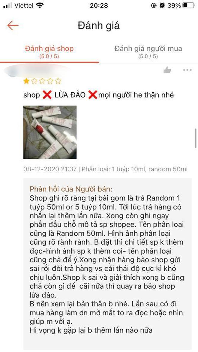 Kỳ công bóc phốt shop mỹ phẩm uy tín bán hàng fake, chủ thớt lại bị netizen ném đá ngược đau điếng - ảnh 2