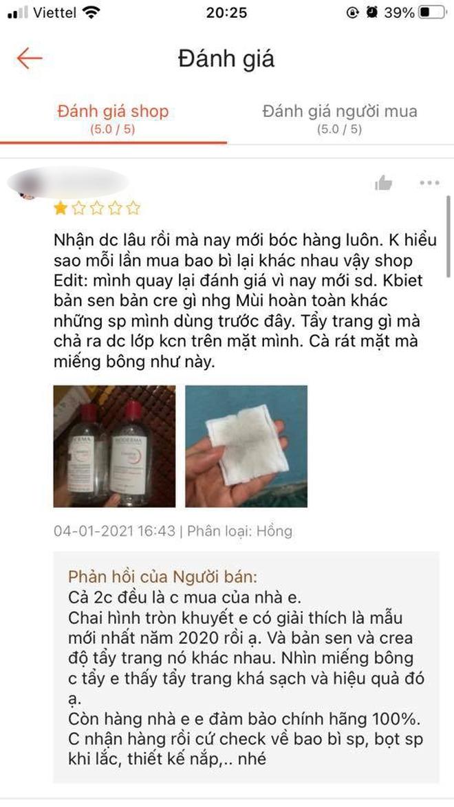 Kỳ công bóc phốt shop mỹ phẩm uy tín bán hàng fake, chủ thớt lại bị netizen ném đá ngược đau điếng - ảnh 3