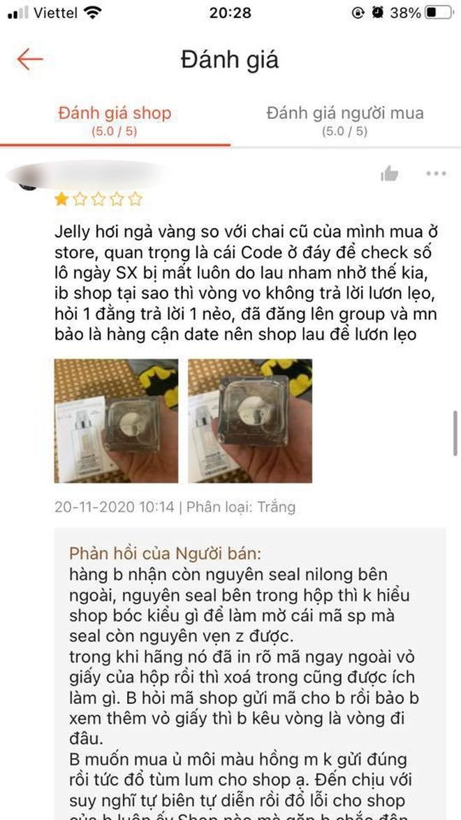 Kỳ công bóc phốt shop mỹ phẩm uy tín bán hàng fake, chủ thớt lại bị netizen ném đá ngược đau điếng - ảnh 6