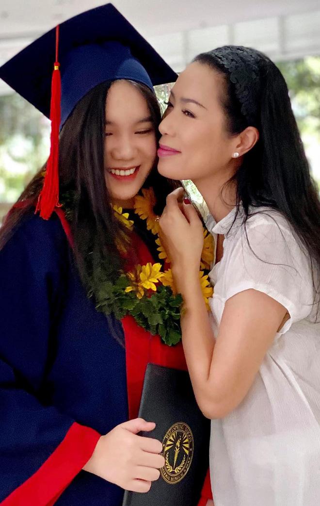 Con gái của Á hậu Trịnh Kim Chi: Hồi nhỏ mũm mĩm, lớn lên lột xác thành hot girl xinh đẹp nhưng nể nhất là thành tích học tập - ảnh 5