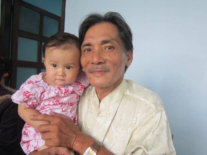 Trịnh Kim Chi đã kêu gọi được 150 triệu giúp NS Thương Tín sau 2 ngày, 1 phần tiền sẽ để làm điều đặc biệt cho con gái nam diễn viên? - ảnh 1