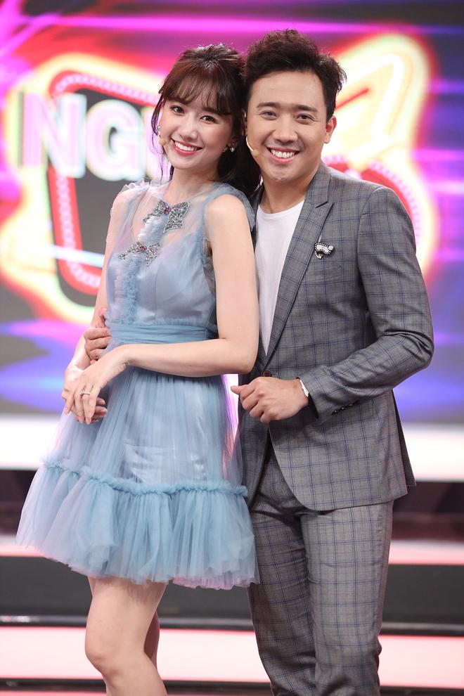 Hari Won vừa nói yêu chồng liền bị BB Trần, Quang Trung bóc phốt: Trấn Thành còn hưởng ứng khiến vợ thấy nhói - ảnh 3