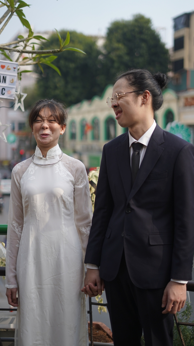 Dân FA trầm trồ vì bộ ảnh nhìn là biết Hà Nội của cặp đôi dễ thương, nên duyên nhờ inbox nhầm tận 3 lần - ảnh 14