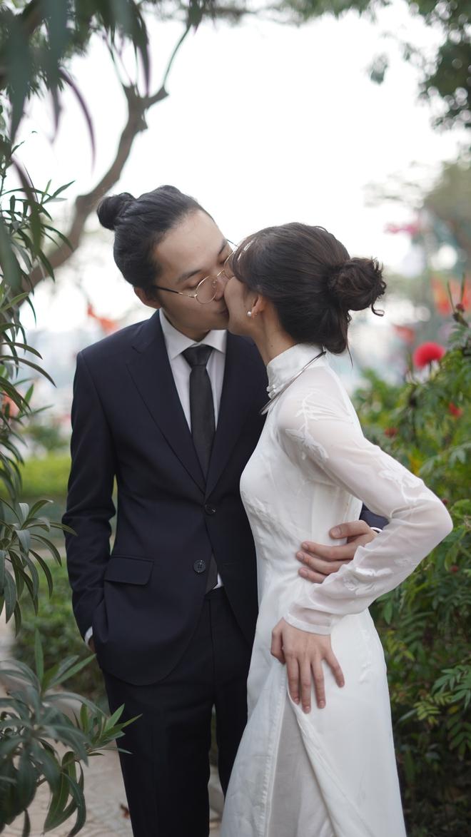 Dân FA trầm trồ vì bộ ảnh nhìn là biết Hà Nội của cặp đôi dễ thương, nên duyên nhờ inbox nhầm tận 3 lần - ảnh 18