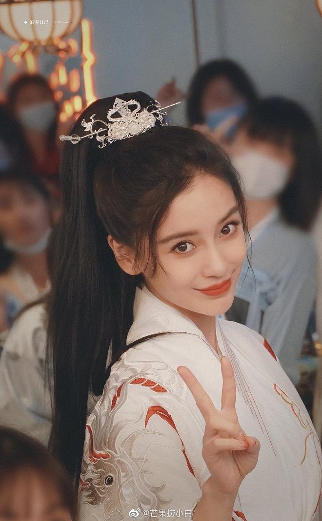 Giữa drama ly hôn, Huỳnh Hiểu Minh có động thái đặc biệt trong ngày sinh nhật Angela Baby, vây mà tưởng lờ nhau đi - ảnh 3