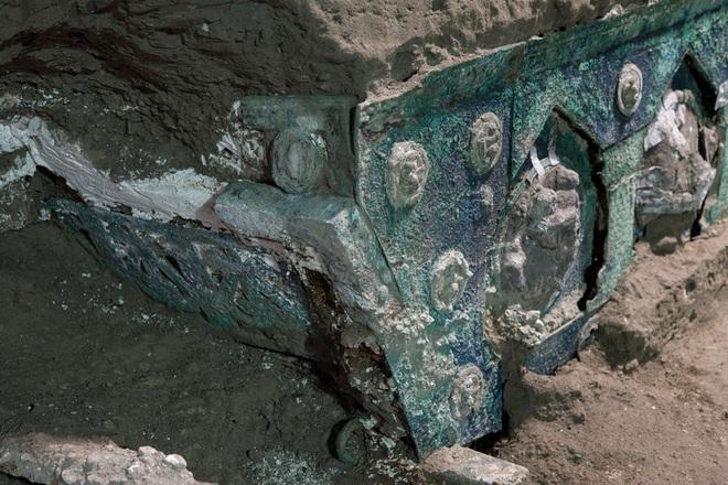 """Mày mò tìm kiếm ở thành phố diệt vong Pompeii, các nhà khoa học sửng sốt khi khám phá ra thứ """"độc nhất vô nhị"""" vô cùng quý giá - Ảnh 2."""