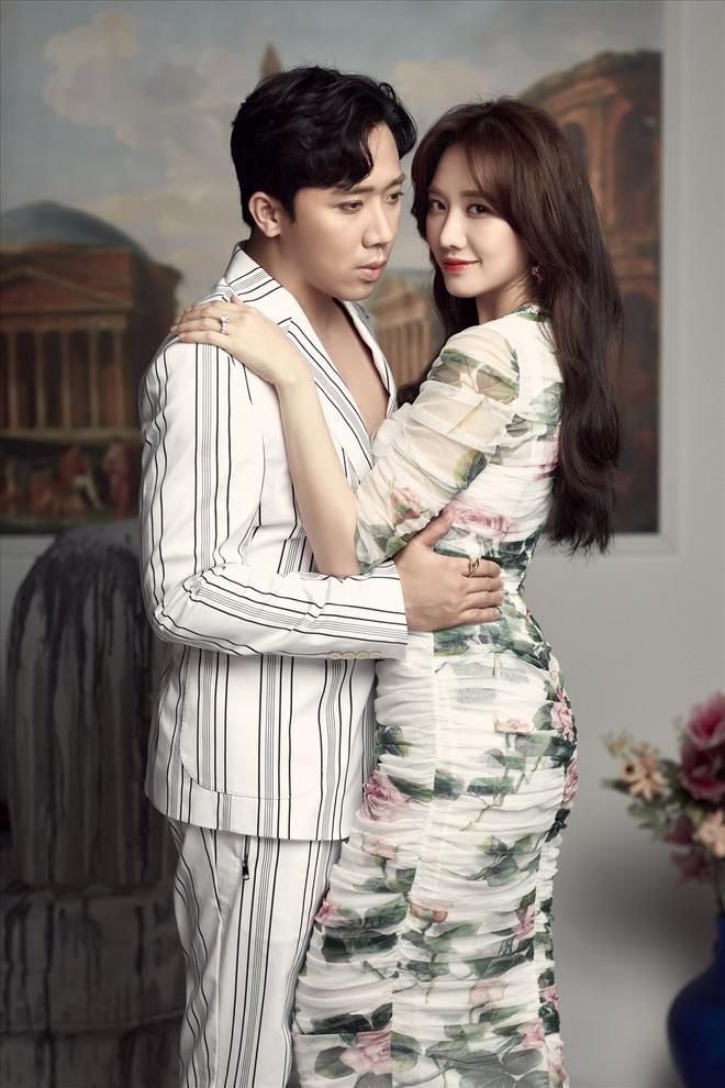 Hari Won vừa nói yêu chồng liền bị BB Trần, Quang Trung bóc phốt: Trấn Thành còn hưởng ứng khiến vợ thấy nhói - ảnh 4