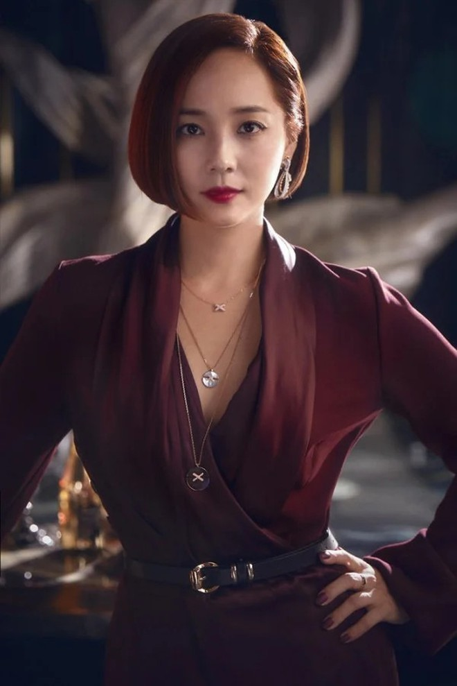 """Tiểu tam"""" Eugene hốc hác gầy gò, quyết tâm trả thù cho chị đẹp Lee Ji Ah ở Penthouse 2"""