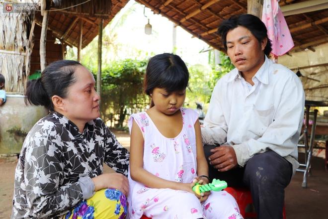 Nước mắt người mẹ có con gái bị teo gan, lá lách to đang chết mòn vì gia cảnh cùng cực: Chỉ sợ nó bỏ mình mà đi - ảnh 16