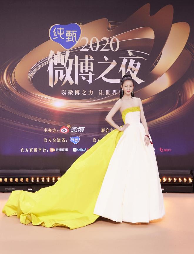 Soi váy áo sao nữ Đêm hội Weibo: Nhiệt Ba chặt chém ác liệt, Châu Đông Vũ - Tống Thiến mặc gì thế này? - ảnh 14