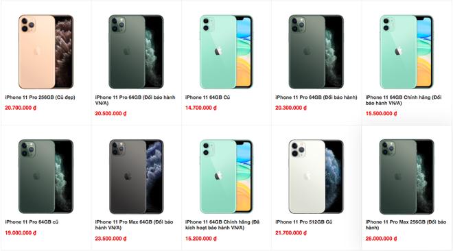 iPhone 11 giảm giá mạnh sau Tết, thời điểm vàng để iFan xuống tiền đã tới - ảnh 4