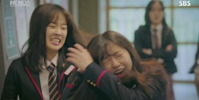 Rich kid Eun Byeol Penthouse 2 bị tố từng bắt nạt bạn học ngoài đời, hóa ra là mang cả đời thật lên phim? - ảnh 4