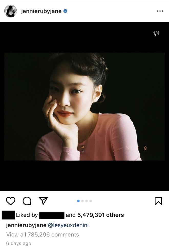 Jennie có động thái đầu tiên trên MXH sau tin hẹn hò với G-Dragon, thể hiện tình cảm nồng cháy dành cho người đặc biệt - ảnh 1