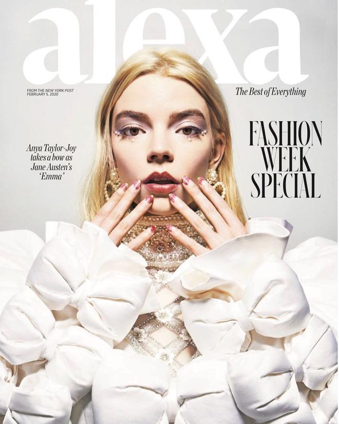 Anya Taylor-Joy là ai mà rung chuyển cả Hollywood vì quá đẹp? Visual như báu vật, vòng 1 bức thở, choáng nhất ảnh chụp vội - ảnh 9