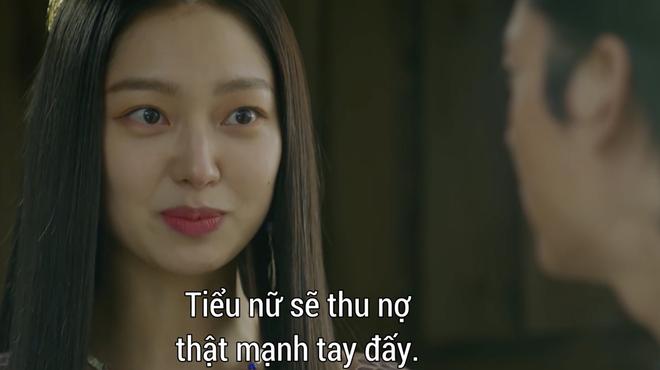 Vừa được Kim So Hyun chủ động ôm ấp, Ji Soo bạo miệng rủ ngay crush về chung phòng ở Sông Đón Trăng Lên - ảnh 4
