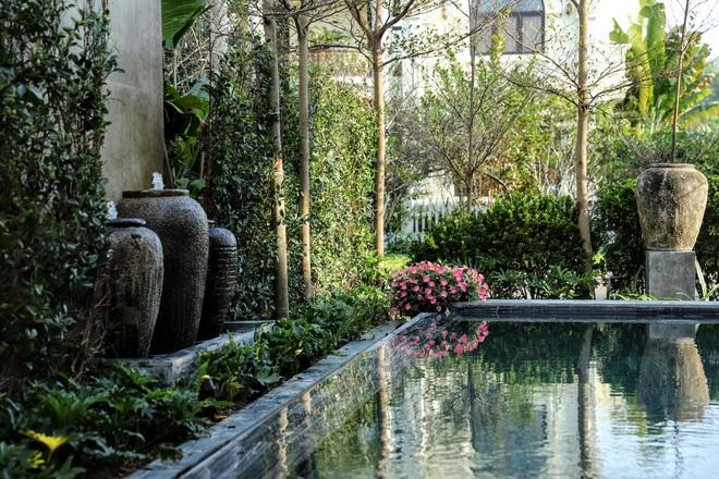 Gia đình doanh nhân Hà Nội xây căn villa 400m2 ở Flamingo - Đại Lải làm nơi nghỉ dưỡng dịp cuối tuần - Ảnh 5.