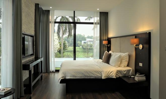 Gia đình doanh nhân Hà Nội xây căn villa 400m2 ở Flamingo - Đại Lải làm nơi nghỉ dưỡng dịp cuối tuần - Ảnh 7.
