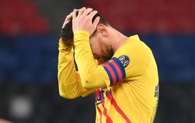 Messi nổi giận, mắng fan Barca vì hành động lặp đi lặp lại này - Ảnh 2.