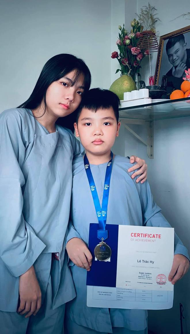 Vợ cũ cố NS Vân Quang Long tổ chức sinh nhật cho con trai, nhắn nhủ điều gây chú ý 003