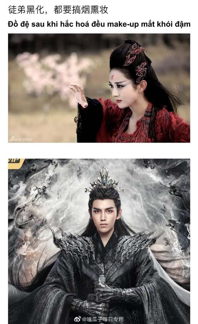 """Hóa ra Hạo Y Hành lại là Hoa Thiên Cốt phiên bản đam mỹ, netizen giật mình """"so sánh duyên ghê"""" 005"""