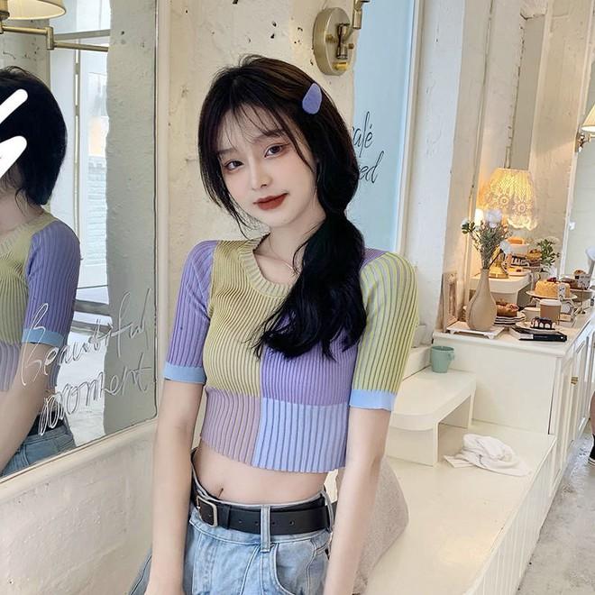 Đụng crop top giống Jennie, Chi Pu giành spotlight nhờ màn khoe vòng 2 căng đét - ảnh 6