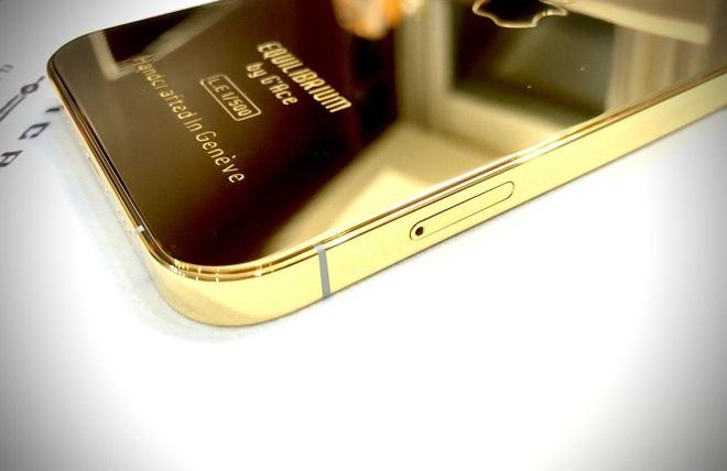 Vũ Khắc Tiệp là một trong 500 người trên thế giới sở hữu iPhone 12 Pro Max mạ vàng 18K, khoe giá thực tế mà choáng! - ảnh 6