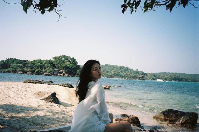 Linh Sugar chặt chém đường đua bikini, chị đẹp Meo Meo cũng phải thốt lên: Thiên thần! - ảnh 14