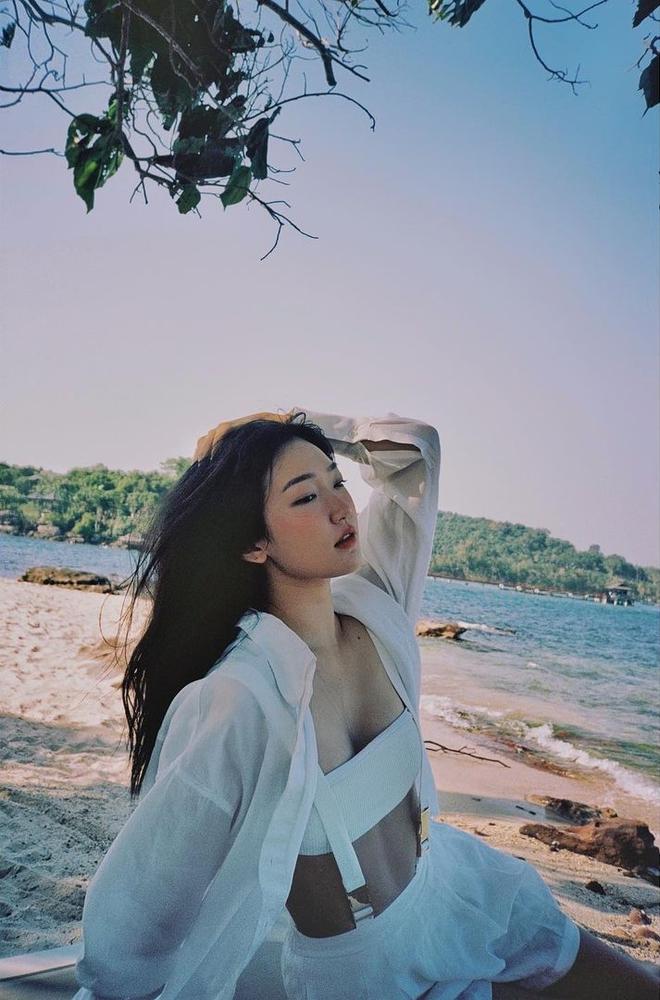 Linh Sugar chặt chém đường đua bikini, chị đẹp Meo Meo cũng phải thốt lên: Thiên thần! - ảnh 10
