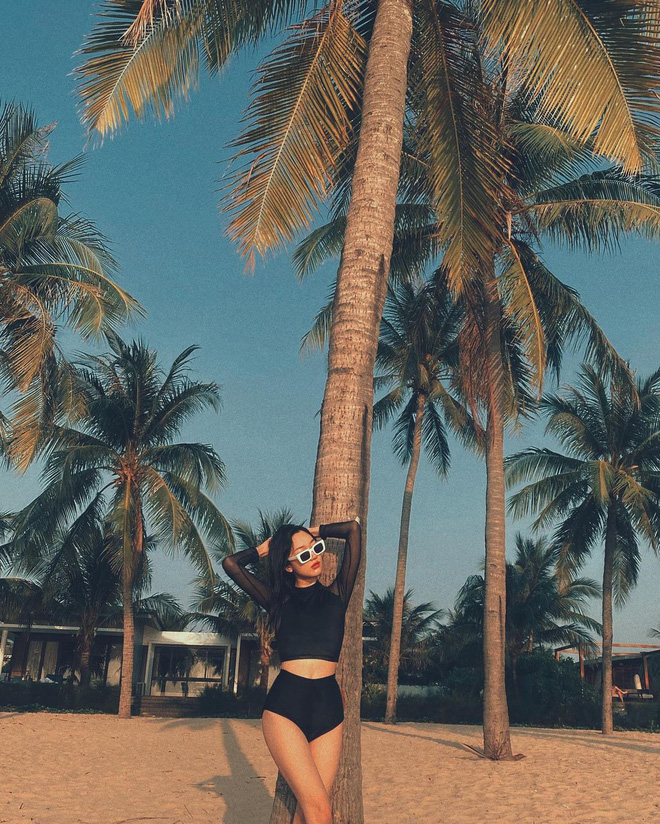 Linh Sugar chặt chém đường đua bikini, chị đẹp Meo Meo cũng phải thốt lên: Thiên thần! - ảnh 5