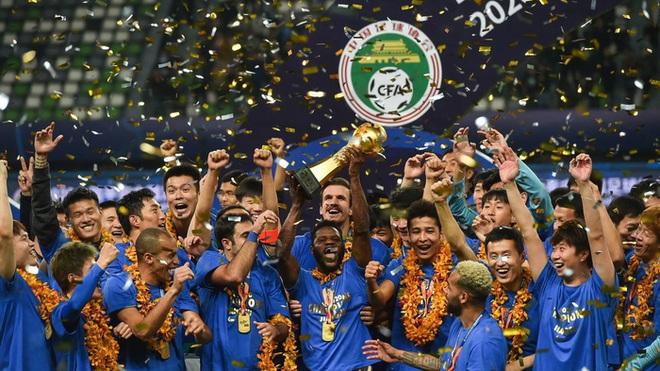 Ngày tàn của Chinese Super League, giải đấu hào nhoáng giả tạo của người Trung Quốc - ảnh 3